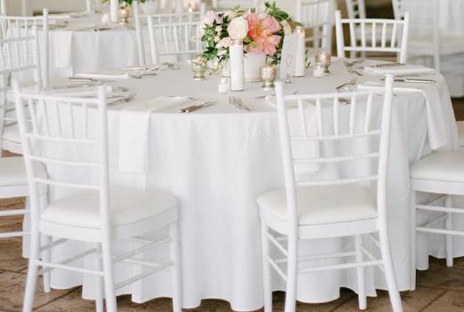 White Vantage Linen S